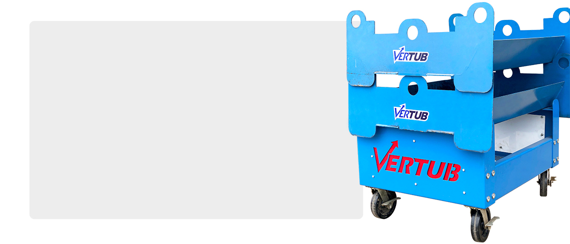 Vertub Smart Stack Cart
