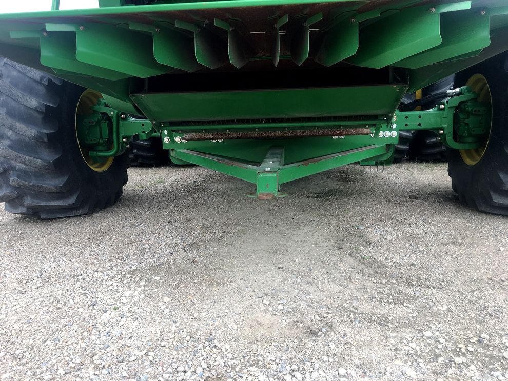 STS combine Hitch